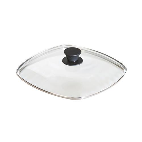 """LODGE 10.5"""" SQUARE GLASS LID"""