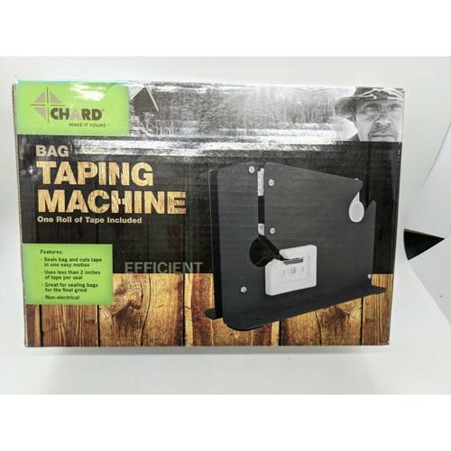 CHARD BAG TAPING MACHINE