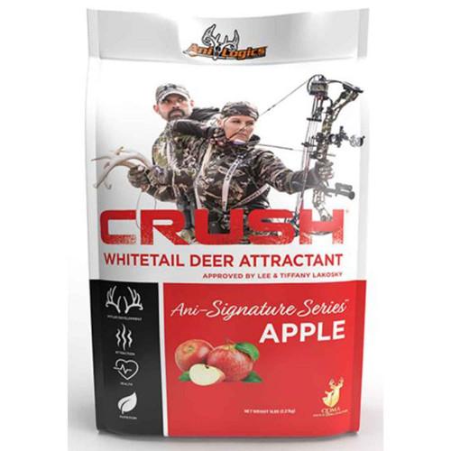 Ani-Logics Outdoors Crush Apple Granular Deer Attractant - 5 Pounds