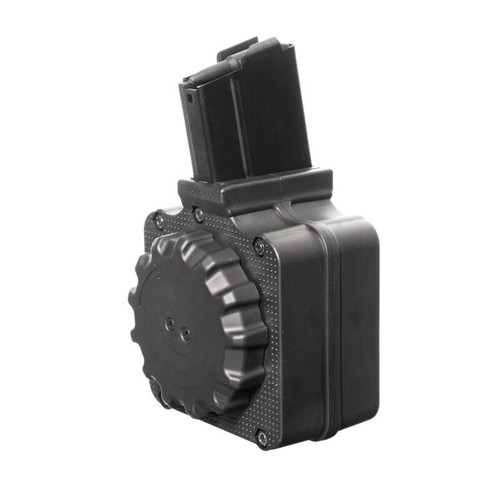 ProMag Springfield M1A .308 Winchester 50 Round Drum Magazine Black Polymer
