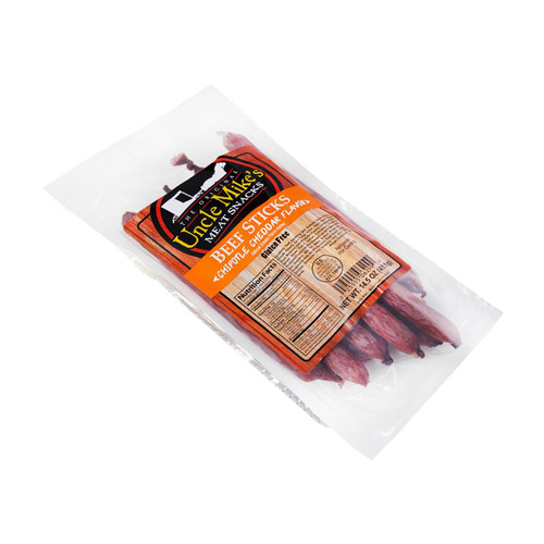 Uncle Mike's Chipotle Cheddar Beef Stick