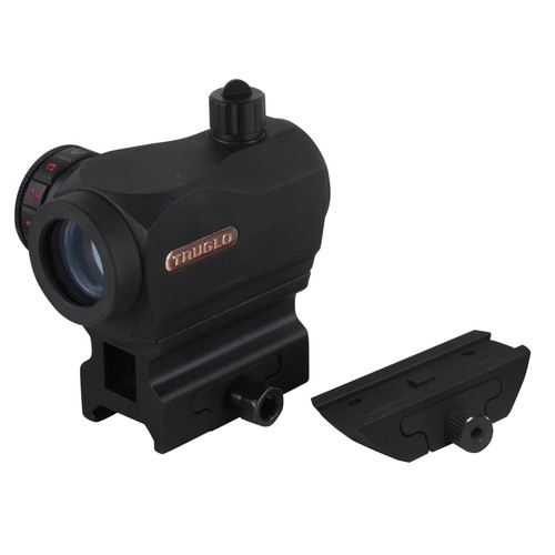 TRUGLO Triton Red Dot Sight 5 MOA Red, Green and Blue