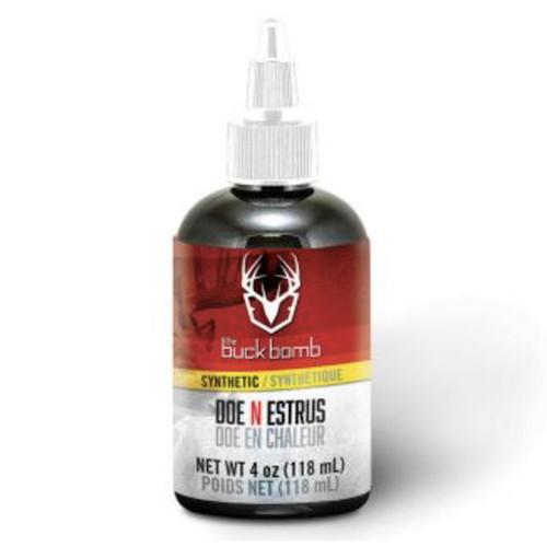 Hunters Specialties Buckbomb Synthetic DOE IN Estrus