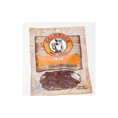Goldrush Mild Jerky 2.85 oz.