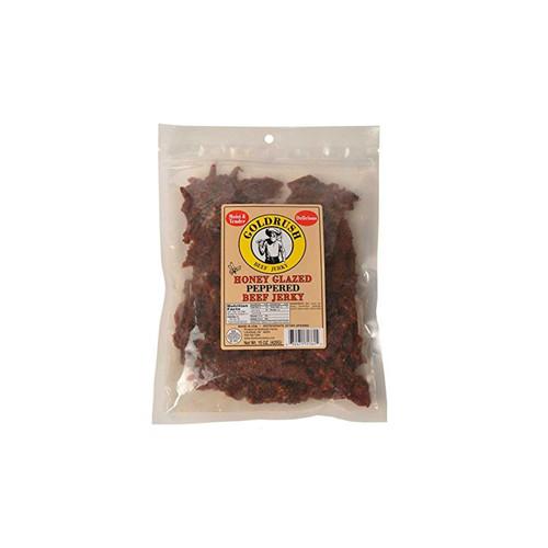 Gold Rush Premium Jerky 15 Oz. (Honey Peppered)