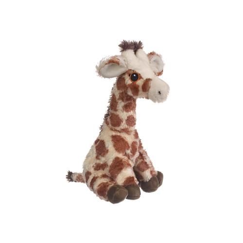 Stuffed Giraffe Eco Pals Plush by Wildlife Artists