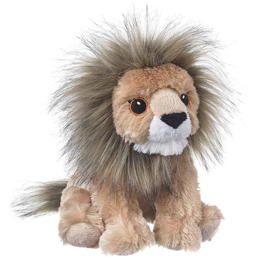 "Eco Pals Lion by Wildlife Artists, Eco-Friendly 8"" Stuffed Animal"