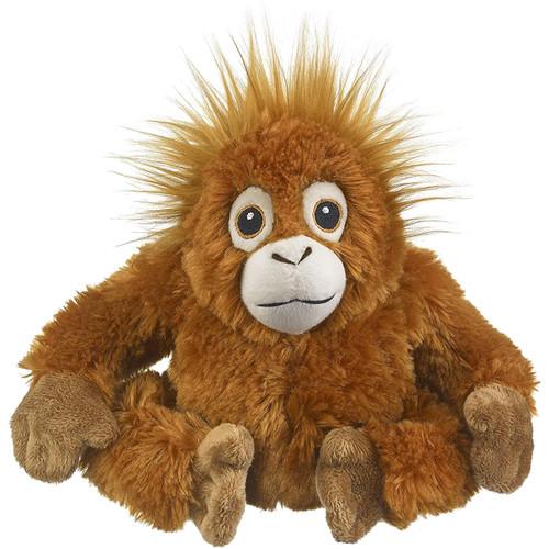 """Eco Pals Orangutan by Wildlife Artists, Eco-Friendly 8"""" Stuffed Animal"""