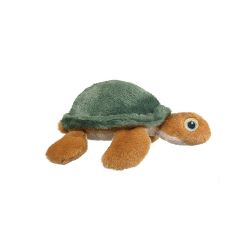 Stuffed Green Sea Turtle Eco Pals Plush by Wildlife Artists