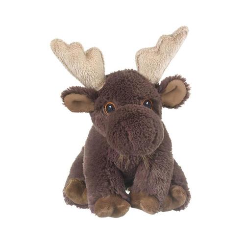 Stuffed Moose Eco Pals Plush by Wildlife Artists