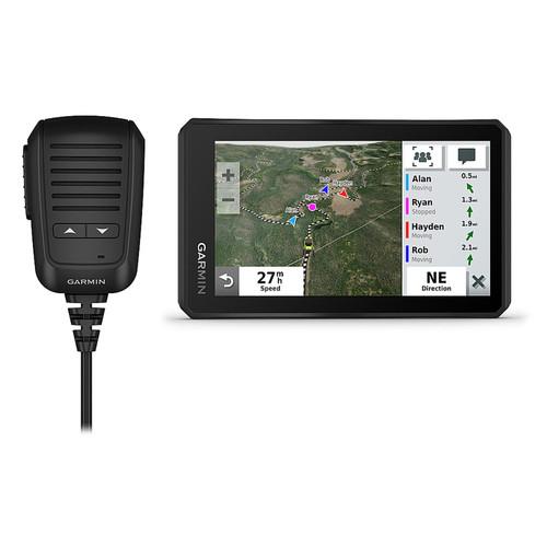 "Garmin - Tread 5.5"" GPS GPS with Built-In Bluetooth - Black"