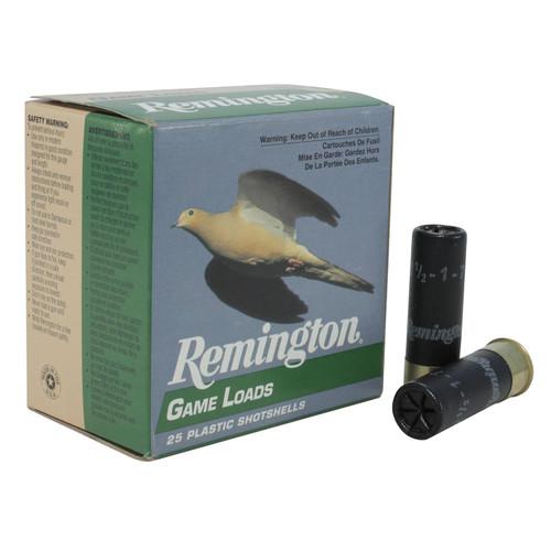 "Remington Game Load Ammunition 16 Gauge 2-3/4"" 1 oz #7-1/2 Shot 25 Rounds"