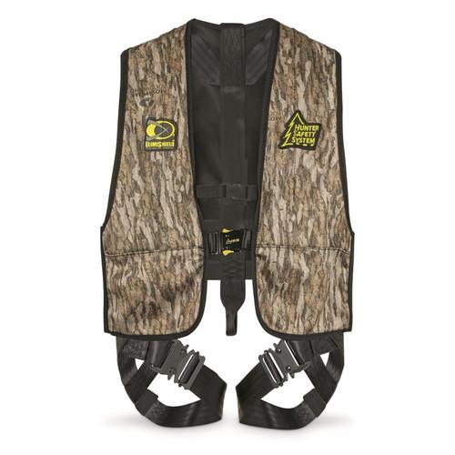 Hunter Safety System Lil' Treestalker Ii Youth Safety Harness, Mossy Oak
