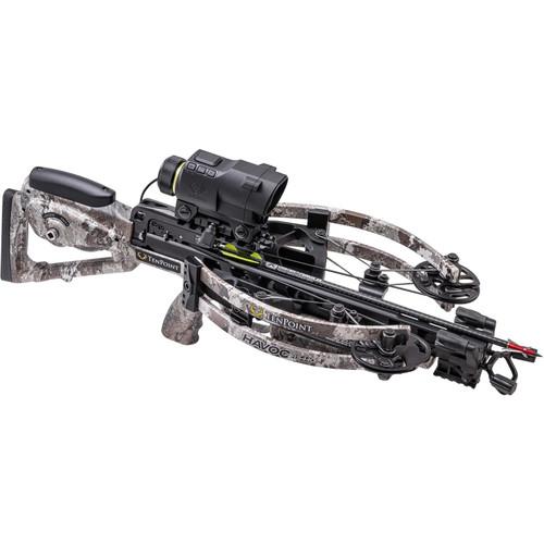 TenPoint Havoc RS440 ACUslide Crossbow Garmin Xero X1i Package