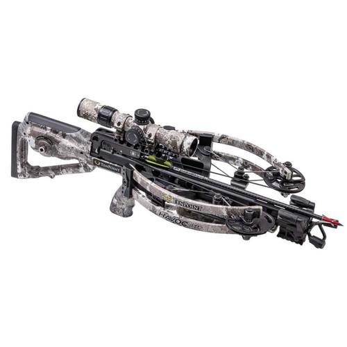 TenPoint Havoc RS440 Veil Alpine Crossbow - ACUslide Hunting Package
