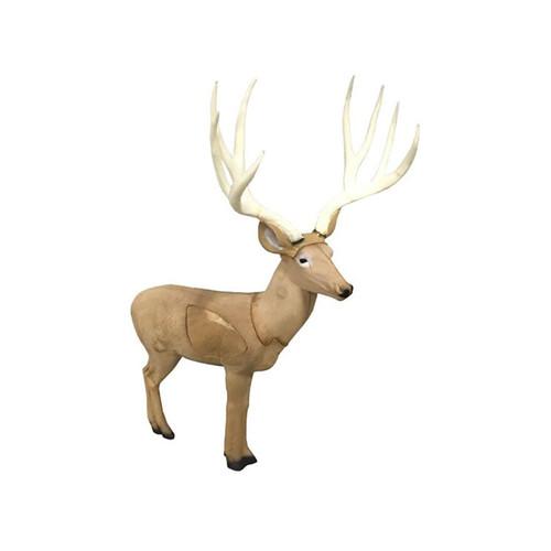 Rinehart Woodland Booner Mule Deer 3D Foam Archery Target