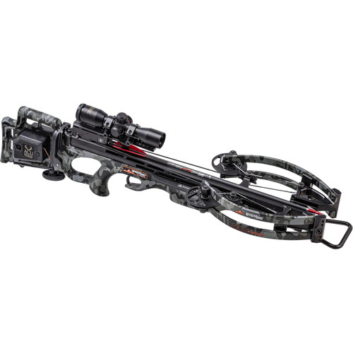Wicked Ridge NXT 400 ACUdraw Pro-View Scope Crossbow Package