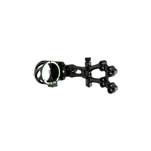 Truglo Bow Sight Veros 5-Pin Ddp .019/.010Dia Black W/Light