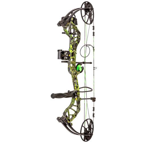 Bear Archery Legit Rth Package Rh Toxic 10 - 70 Lbs