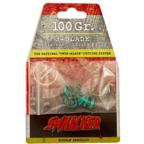 Swhacker 3 Blade Broadhead Replacement Bands Shrink Tubing
