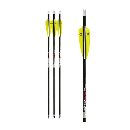 TenPoint Pro Elite 400 Carbon Crossbow Arrows – 3 Pack