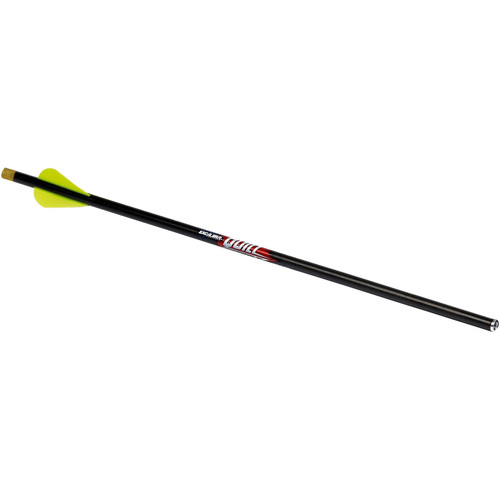 """Excalibur Quill 16.5"""" Carbon Crossbow Bolt 2"""" Vanes Lighted Nocks 3PK"""