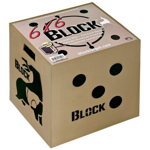 Block Targets 6x6 Block Archery Target