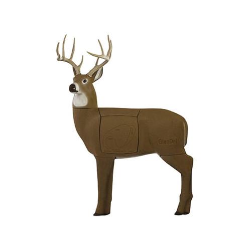 GlenDel Full Rut Buck 3D Foam Archery Target