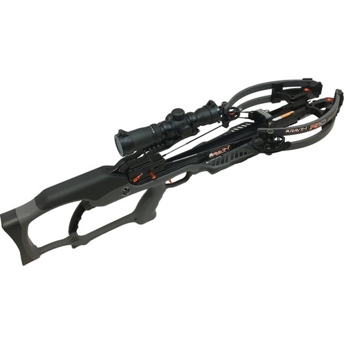 Ravin R10 Crossbow Package Gunmetal Gray