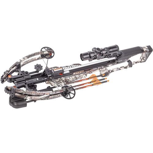 Ravin R10 Crossbow PKG R014 HeliCoil Tech 100-Yard IlS Predator Dusk Camo