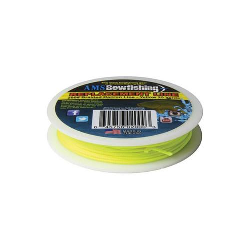 AMS Bowfishing 200lb Line 25 yard spool