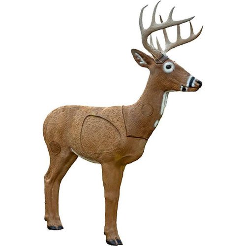 Rinehart Targets Jimmy Big Tine 3D Deer Target