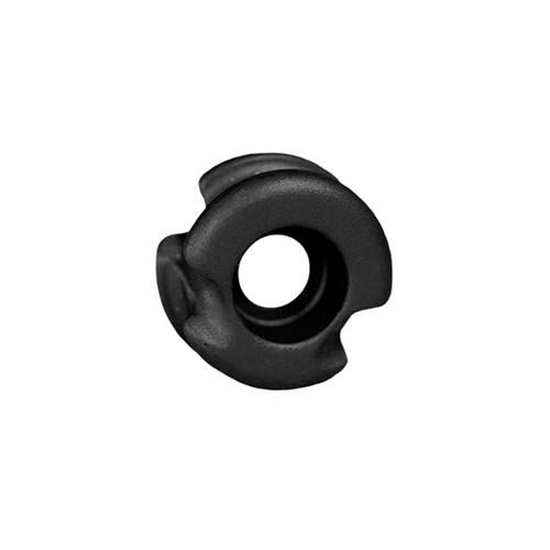 """Radical Super Deuce 38 Peep Sight Black 3/16"""""""
