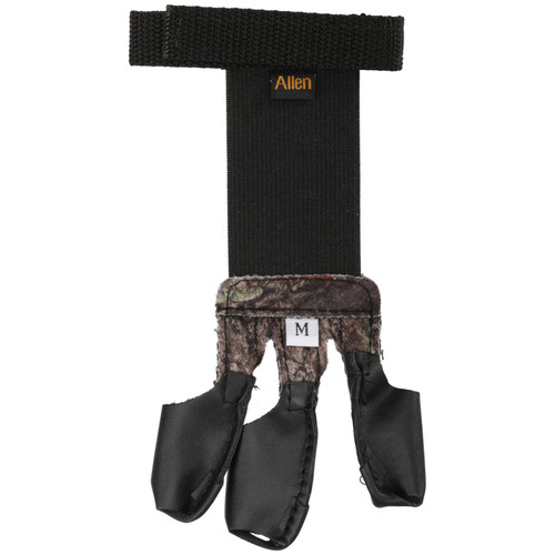 Allen Leather Archery Glove for Shooting Medium