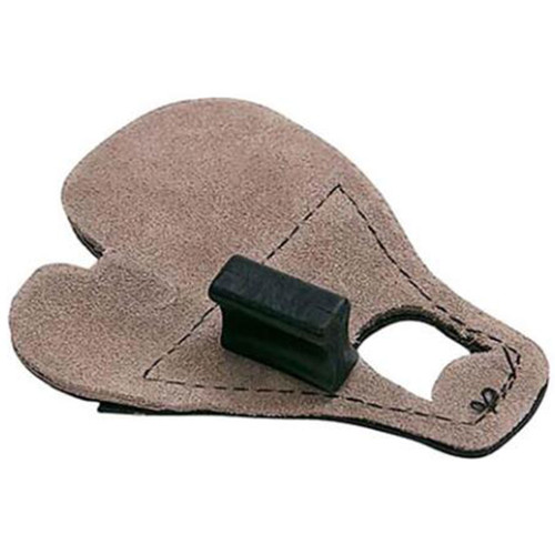 Allen Archery Leather No Pinch Shooting Tab 15003