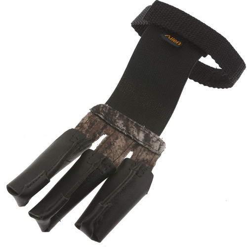 Allen Leather Archery Glove for Shooting Large