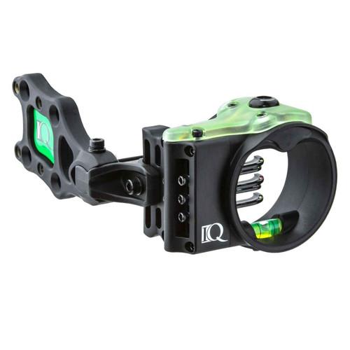 Field Logic IQ Ultra Lite 5 Pin Bow Sight RH with Retina Lock IQ00344