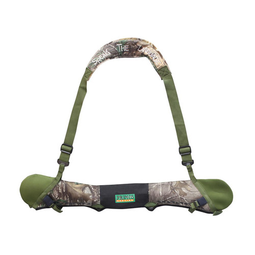 """Primos Neoprene Compound Bow Sling RTX Camo Fits 28"""" - 38"""" Axle to Axle"""