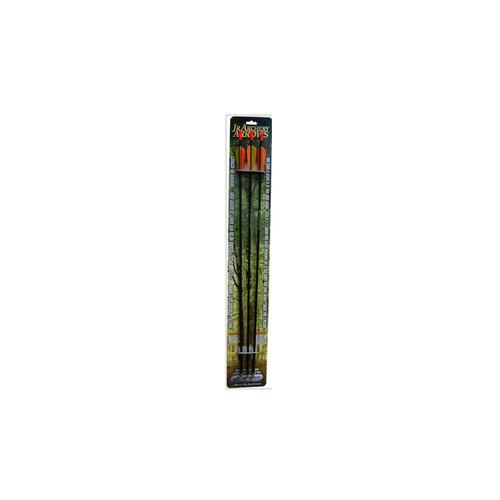"Barnett Junior Archery 28"" Carbon Safety Arrows Pack of 3, 19007"