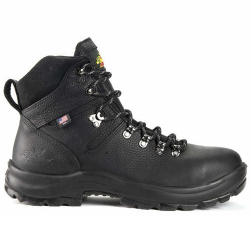 "Thorogood Men's American Union Series 6"" Waterproof Black Boots"