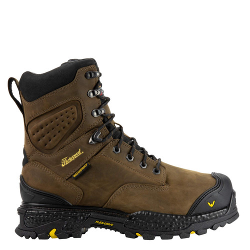 """Thorogood Men's Infinity FD Series 8"""" Waterproof/Insulated Composite Toe Boots"""