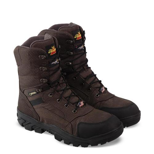 Thorogood Mens Apex Predator GTX(R) Waterproof Brown Boots 864-4101