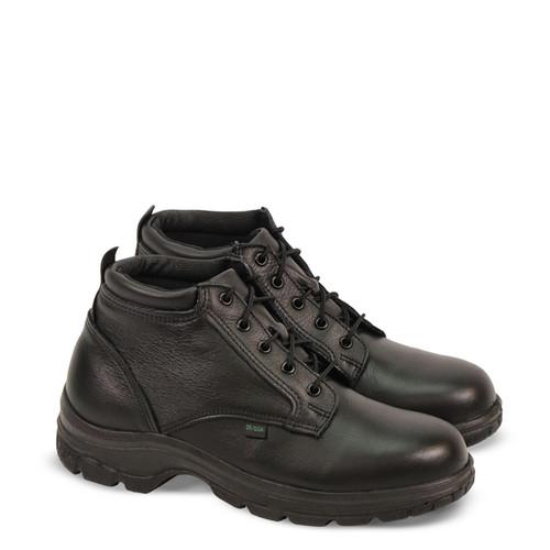 Thorogood Mens Soft Streets Series Chukka Black Boots 834-6906