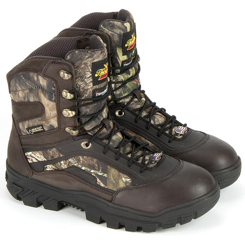 """Thorogood Mens Veracity GTX Water Proof 8"""" MOBU Country Boots 863-4200"""
