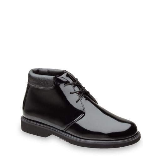 Thorogood DG Uniform Classics Poromeric Chukka Black Boots 831-6032
