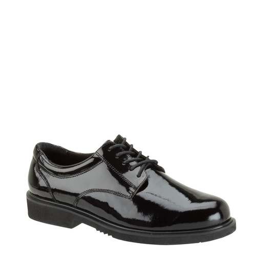Thorogood DG Uniform Classics Poromeric Oxford Black Boots 831-6031