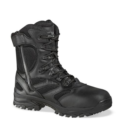 "Thorogood DG The Deuce Waterproof 8"" CST TSZ Black Boots 804-6191"