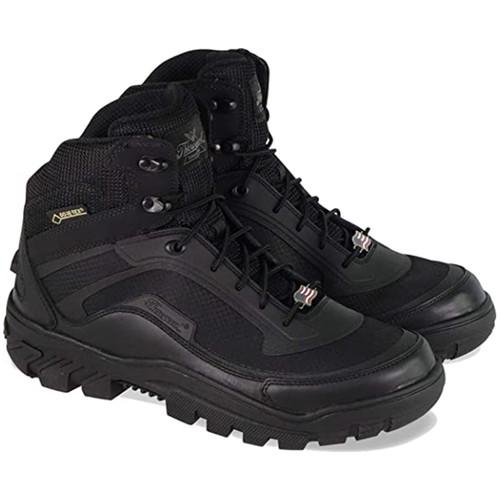 "Thorogood Mens Veracity GTX Waterproof 5.5"" Black Safety Toe Boots 804-6015"