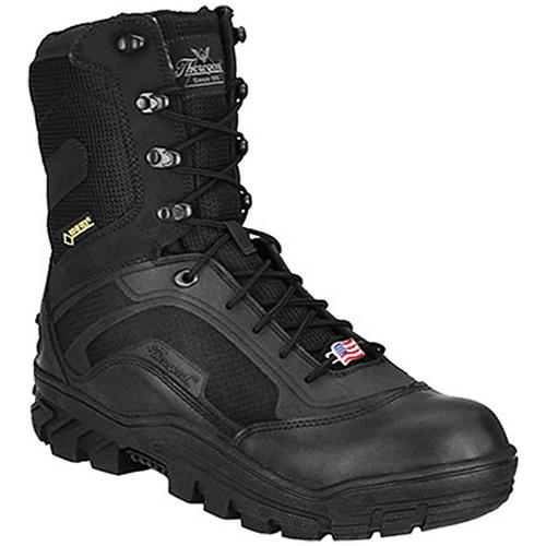 "Thorogood Mens Veracity GTX Waterproof 8"" Black Safety Toe Boots 804-6018"