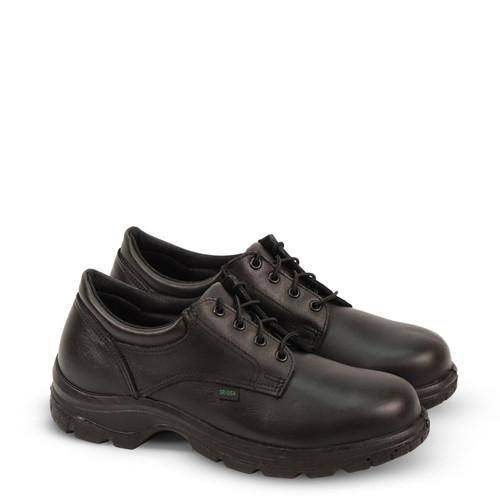 Thorogood Womens Soft Streets Series Oxford Black Boots 534-6905